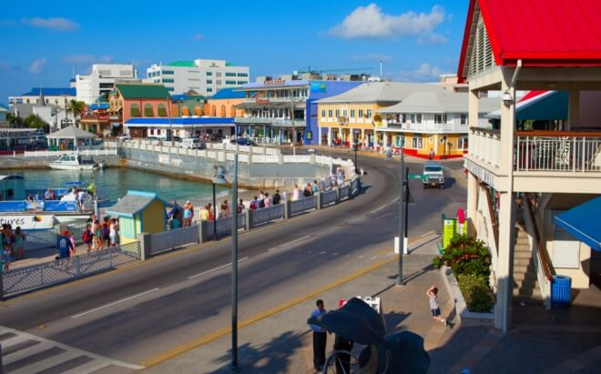 georgetown cayman Islands investment