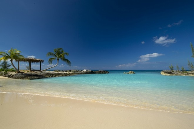 Casa Luna, Private beach cove on South Sound-For Sale with Milestone Properties Cayman
