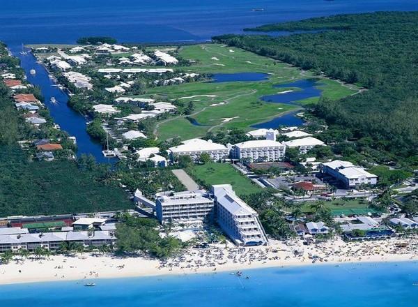 Golf & beachview