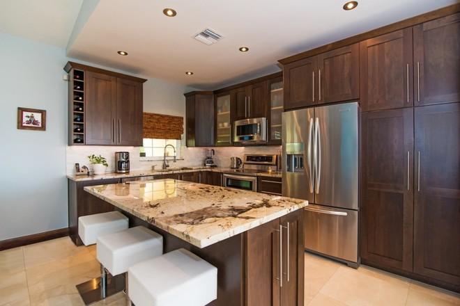 milestone regal beach kitchen