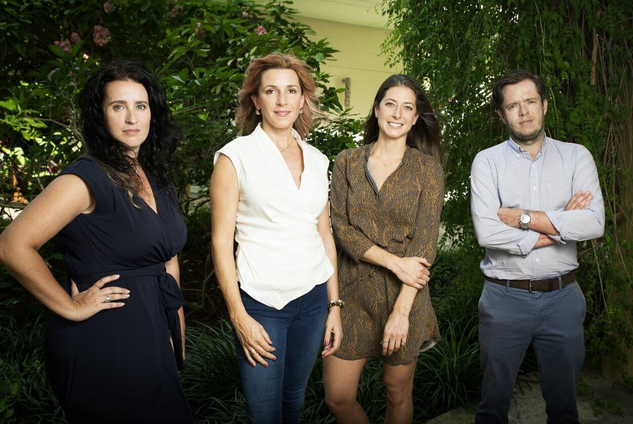 Milestone Properties team members