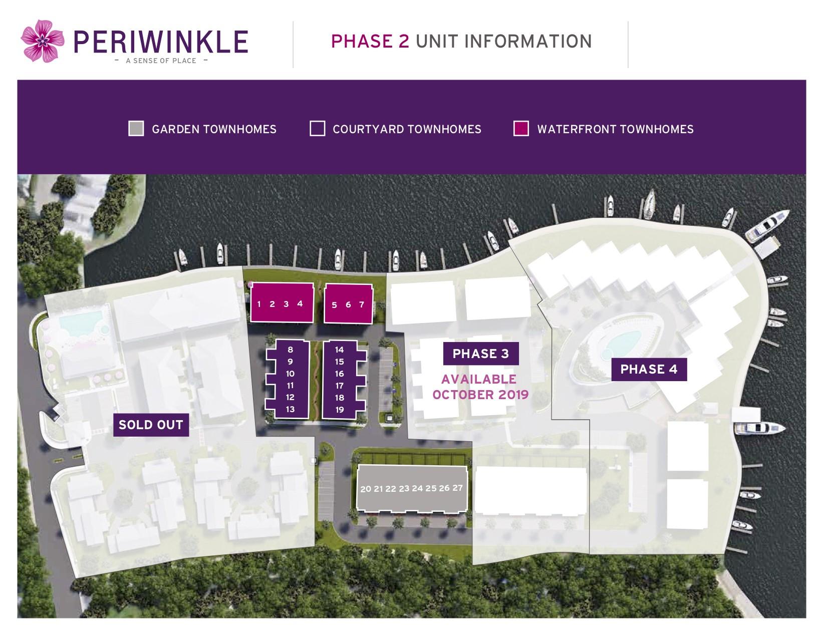 Periwinkle - Phase 2 Unit Information - Image 1